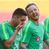 Grant soaking up Asian Cup experience after Socceroos whirlwind