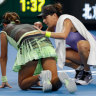 Tomljanovic lucky to advance at China Open