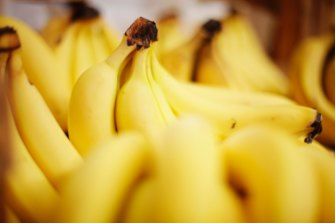 Don't go bananas.