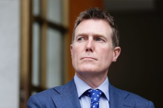 Attorney-General Christian Porter.