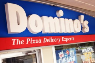 Dominos Pizza.