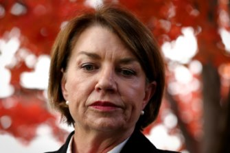 ABA chief Anna Bligh said national action was needed on elder abuse.