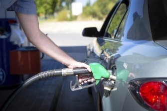 Canberra's location is part of its problem with high fuel prices, according to retailers and suppliers.