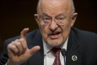 In 2016, then US intelligence chief James Clapper pointed to gene editing as a major security issue.