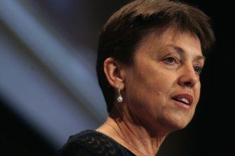 ASIC commissioner Cathie Armour.