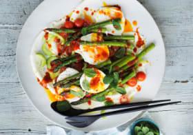 Just add flatbread: Neil Perry's easy breezy weekend lunch