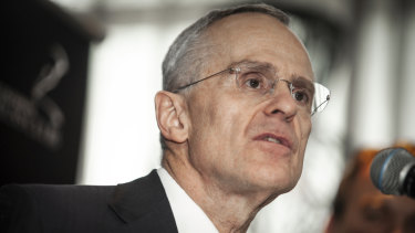 "ACCC chairman Rod Sims said it was ""outrageous"" for the big tech companies to insist they are neutral information platforms."