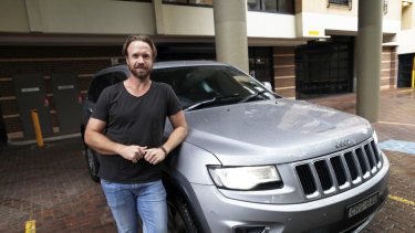David Leadenham bought a second-hand car rather than a new one as he was aware of the steep depreciation of new cars.