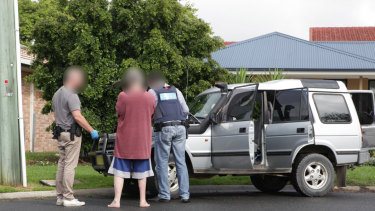 A parental abduction syndicate has been cracked by a two-year AFP investigation.