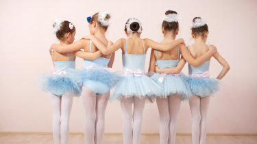 Why can't a boy wear a tutu like the rest of the class?