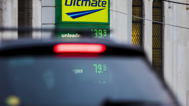 Through the past year, unleaded petrol averaged 141.2¢ a litre across Sydney, Melbourne, Brisbane, Perth and Adelaide.