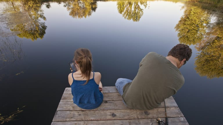 """""""I can't think of an example in popular media of a really good father-daughter relationship,"""" says clinical psychologist Andrew Fuller."""
