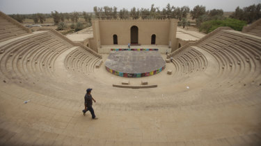 Iraq had bid for years for Babylon to become a World Heritage Site.