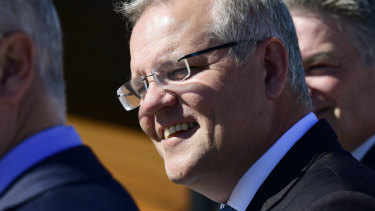 Prime Minister Scott Morrison says people are happy to pay for welfare, but not to fuel a gambling or drug habit.