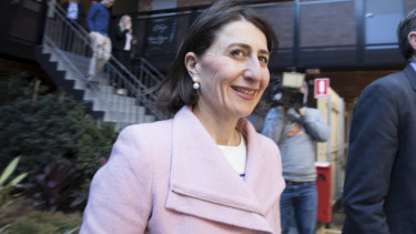 "Premier Gladys Berejiklian described it as a ""record investment"" in the state's libraries."