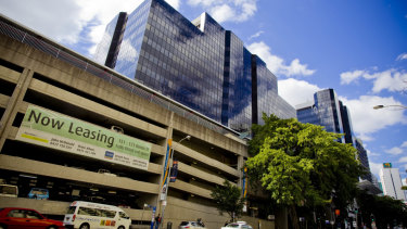The Roma Street Transit Centre has been called Brisbane's 'ugliest building'.