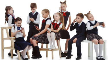 Smartphones are making our kids dumb.