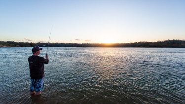 Gone fishing: Change of season brings in cool-weather fish
