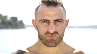"""This is my time. I'm more hungry"": Volkanovski is gearing up for the biggest fight of his life in Brazil."