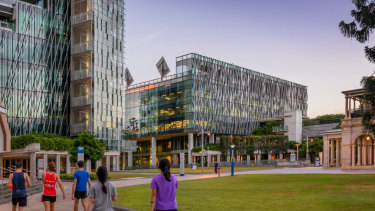 QUT has entered the ranks of the global top 200 universities for the first time.