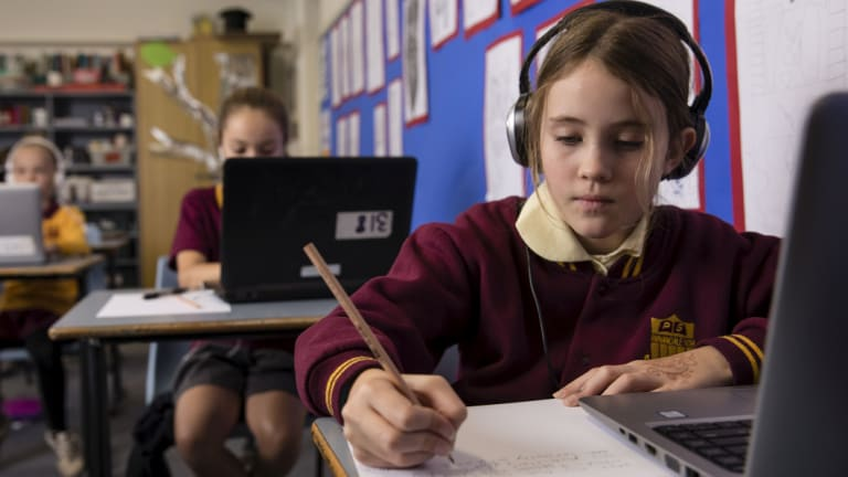 The latest NAPLAN battle is over whether the results of the online test can be compared with those of the traditional written test.