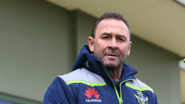 Ricky Stuart and Wayne Bennett haven't had the best relationship.