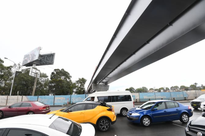 Sydney and Melbourne residents are more reliant on cars than residents in comparable cities.