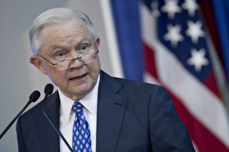 Donald Trump sacked US attorney-general Jeff Sessions the day after the midterm elections.