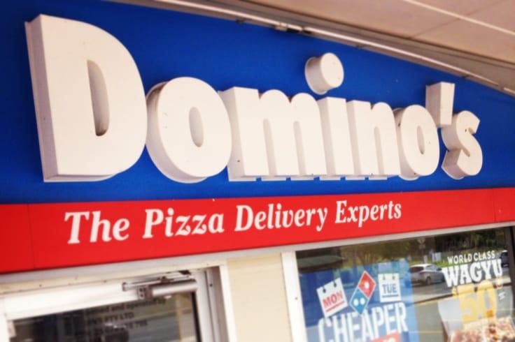 Dominos Pizza.