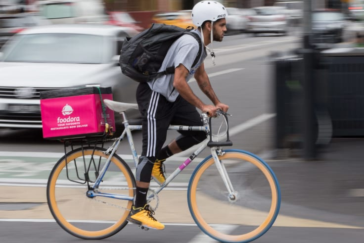 Many people associate the gig economy with younger workers.