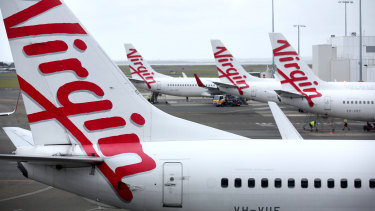 The new 737 MAX order could be used to grow Virgin's fleet or to replace existing planes as their leases expire.