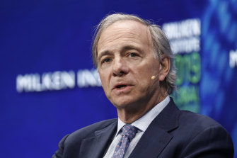 Hedge fund billionaire Ray Dalio said the US now has the worst wealth gap since the 1930s, adding that central banks will need to continue to pump money into the economy.