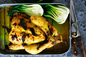 Adam Liaw's next level roast chicken recipe