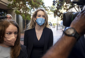 The trial of Theranos founder Elizabeth Holmes starts this week.