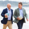 'The Garfish Accord': How Australian and Kiwi rugby bosses rebuilt bridges across Tasman over red wine