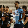 'Embarrassing': Waratahs coach unleashes after record loss to Chiefs