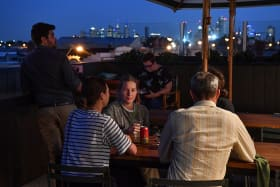 Review: This new rooftop bar is peak Brunswick