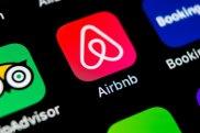 Airbnb logo app
