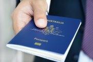 Australian passport generic