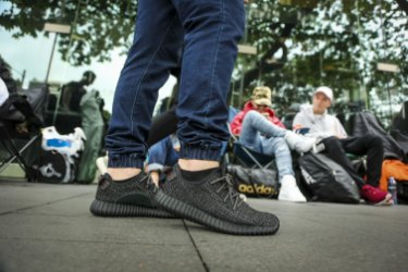 Designer sneakers such as Kanye West's YEEZY line are so in demand, people queue for them. But is it against the Bible's teachings for preachers to wear posh sneakers?