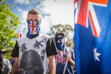 Since the 2015 anti-Islam Reclaim Australia rallies, the far-right has steadily grown, splintering off into dozens of medium-sized groups.
