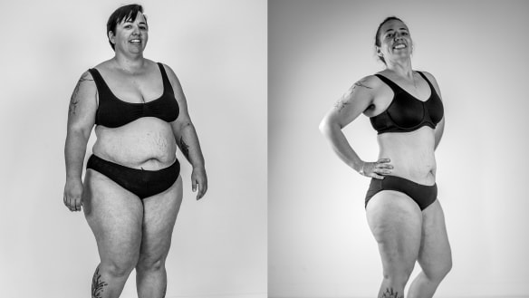 Extreme makeover: how losing 50kg changes everything (especially sex)