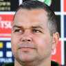 Seibold had packed his desk, before Bennett stopped the swap