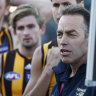 Fremantle enter eight as Clarkson farewell tour starts with a loss