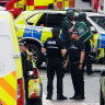 Suspect shot dead after mass stabbing in Glasgow