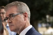 Labor leader Michael Daley is under fire for comments he made about Asian students.