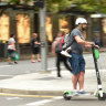 Sydney's electric scooter trial plagued by safety fears