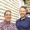 'No instructions': Q&A with Hamish Blake