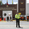 Deadly car bombing hits police academy in Colombia