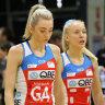 Lightning strikes Swifts as NSW reset for do-or-die clash
